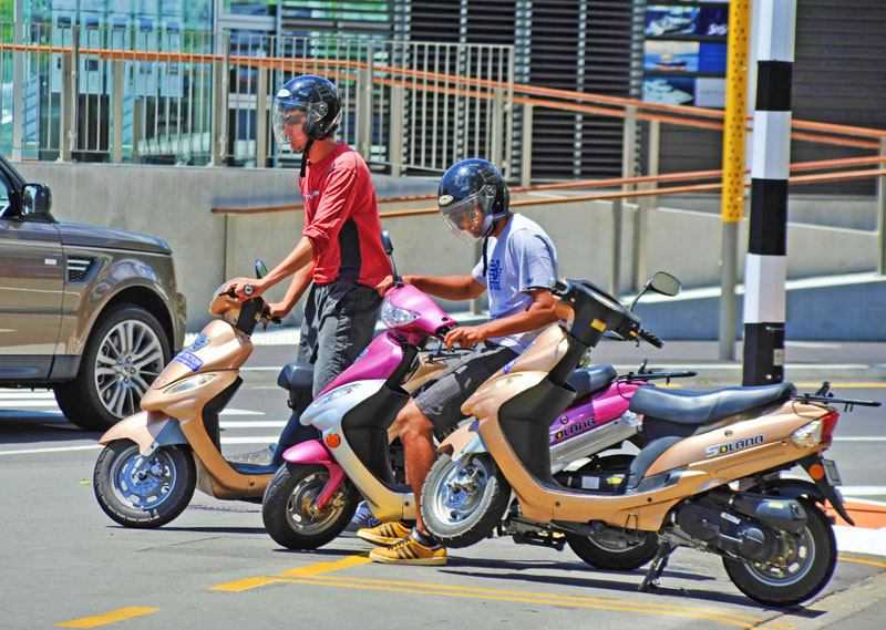 Hire a scooter Hire a scooter – VISIT PICTON