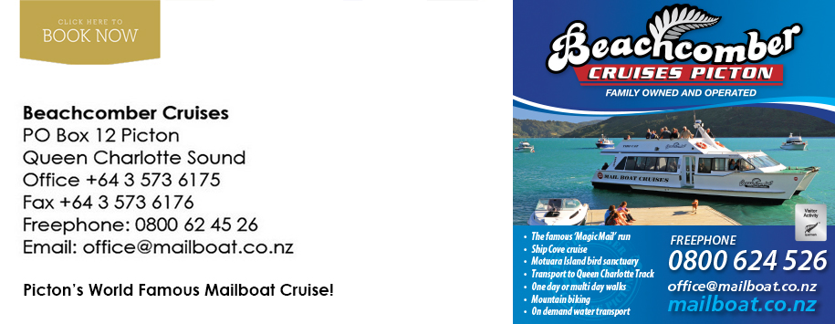 Things To Do In Picton New Zealand Visit Picton